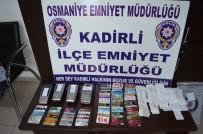 KREDI KARTı - Osmaniye'de Tefeci Operasyonu