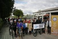 ŞEHİR İÇİ - Pedallar Bozdağ'a Çevrildi
