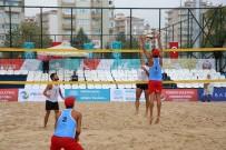 TÜRKIYE VOLEYBOL FEDERASYONU - Pro Beach Tour Nilüfer Etabı Başladı