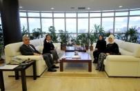 ONDOKUZ MAYıS ÜNIVERSITESI - Rektör Bilgiç'e Ziyaretler