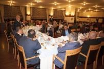 BİLİM ADAMI - Rektör Çomaklı, Basın Mensuplarıyla Tanışma Yemeğinde Bir Araya Geldi