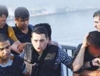 15 TEMMUZ DARBE GİRİŞİMİ - Rodos'a kaçan 10 FETÖ'cü yakalanarak tutuklandı
