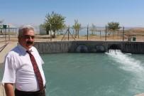 MUSTAFA FıRAT - Samsat'ın Bereketli Topraklarının Suyla İkinci Baharı