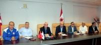 PAZAR GÜNÜ - Samsunspor'da Sıkıntılar Masaya Yatırıldı