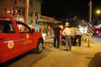 ÖLÜDENİZ - Seyir Halinde Otomobil Yandı