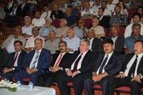 SOSYAL GÜVENLIK KURUMU - SGK Başkanı Bağlı Şanlıurfa'da Bilgilendirme Toplantısı Geçekleştirdi