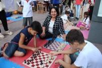 SATRANÇ FEDERASYONU - 'Sokakta Satranç Var' Etkinliği