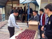 BEŞEVLER - Sorgun'da Öğrenciler 15 Temmuz Şehitleri İçin Mevlit Okuttu