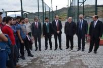 NİĞDE ÜNİVERSİTESİ - Spor Tesisine Şehit Ömer Halisdemir'in Adı Verildi