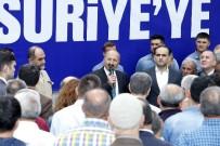 SULTANGAZİ BELEDİYESİ - Sultangazi'den Suriye'ye Yardım