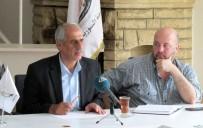 GÜVENLİ BÖLGE - Suriye Geçici Hükümet Başbakanı Cevad Ebu Hatab Açıklaması