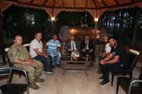 ŞAHINBEY BELEDIYESI - Tahmazoğlu Açıklaması ''Gazilerimize Minnettarız''