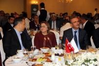 ALI YERLIKAYA - Tarihi Kentler Birliği Gaziantep'te Toplandı