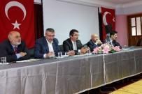 MUSTAFA BULUT - Torul'da Muhtarlar Toplantısı