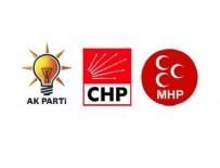 MHP - Üç parti 7 maddede anlaştı