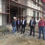 SAĞLIK HİZMETİ - Ürgüp Devlet Hastanesi İnşaatında Sona Yaklaşıldı