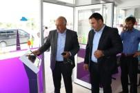 YUNUS EMRE - Üzümlü 'De İlk Doğal Gaz Aboneliği Yapıldı