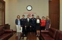 ESKİŞEHİR - Vali Azmi Çelik, Başarılı Sporcuları Kabul Etti