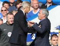 İNGİLTERE PREMİER LİG - Wenger'den Mourinho'ya cevap