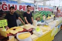 ORGANİK GIDA - Yöresel Organik Gıda Fuarı Kahramanmaraş'ta Açıldı