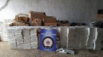 SIGARA - Yozgat Emniyeti 60 Bin Kaçak Sigara Ele Geçirdi