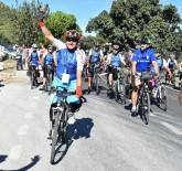 KARŞIYAKA BELEDİYESİ - 250 Bisikletçinin Tarihe Yolculuğu Başladı