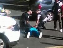 OLAĞANÜSTÜ HAL - ABD'deki 'polis şiddeti' cep telefonu kamerasında