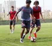 BEKIR YıLMAZ - Adanaspor, Alanyaspor Maçı Hazırlıklarını Sürdürüyor