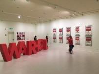 İNAN KIRAÇ - Andy Warhol Sergisi Bir Hafta Uzatıldı