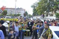 ANKARAGÜCÜ - Ankaragücü'ne taraftarlar tarafından sürpriz karşılama