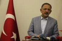 ÇEVRE VE ŞEHİRCİLİK BAKANI - Bakan Özhaseki'den flaş Cerablus açıklaması!
