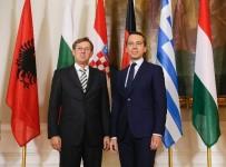 BULGARISTAN - Balkan Rotası Buyunca Göç Zirvesi Viyana'da Yapıldı