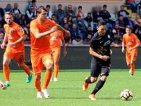 İSTANBUL BAŞAKŞEHİRSPOR - Başakşehir - Osmanlıspor maçında kazanan yok