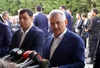 ANAYASA DEĞİŞİKLİĞİ - Başbakan Yıldırım Açıklaması 'Kılıçdaroğlu'ndan Yenikapı Ruhuna Uygun Tavır Bekliyorum'