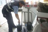 Burhaniye'de Eksik Tartanlar Yandı