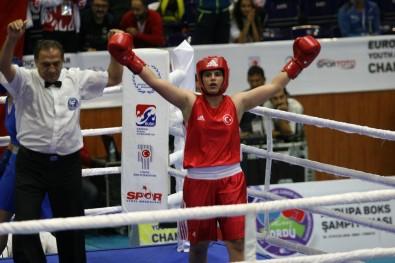 Busenaz Sürmeneli Avrupa şampiyonu!