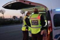 PARA CEZASI - Çanakkale'de 22 Araç Trafikten Men Edildi