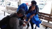 AFGANISTAN - Çanakkale'de 27 Kaçak Göçmen Yakalandı