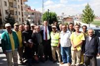 ÇANKAYA BELEDIYESI - Cumhuriyet Şehidinin Adı Çankaya'da Yaşayacak