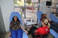 MESUT ÖZAKCAN - Efeler Belediyesi Personelinden Anlamlı Bağış