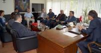 DEVİR TESLİM - Eğitim Fakültesi Dekanlığına Altay Atandı