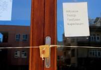 KALKINMA BAKANLIĞI - FETÖ'nün Derneği Yüzünden Devlet Kurumu ÇATOM Binası Mühürlendi
