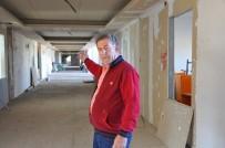 YUNUS EMRE - FETÖ'nün Okulunu Yapan Müteahhit Örgütün Kendisini Dolandırdığı İddia Etti