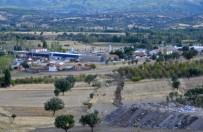 YOL YAPIMI - Gediz Devlet Hastanesi'ne Yeni Bağlantı Yolu