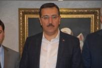 GÜMRÜK VE TİCARET BAKANI - Gümrük Ve Ticaret Bakanı Bülent Tüfenkci Diyarbakır'da