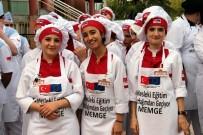 ESNAF VE SANATKARLAR ODASı - İlkadımlı Kursiyer Aşçılar Ödüllerini Aldı