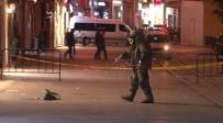 İSTİKLAL CADDESİ - İstiklal Caddesi'nde Şüpheli Çanta Paniği