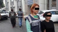 KAÇıŞ - Kapkaççılar Polisten Kaçamadı