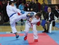 ESAT DELIHASAN - Karadeniz Ve Hazar Ülkeleri Karate Şampiyonası Rize'de Başladı