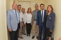 AÇILIŞ TÖRENİ - Kaşdişlen Cemevi Ve Kültür Merkezi Hizmete Açıldı